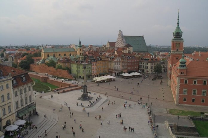 Top 10 Warsaw Poland hotels with free airport shuttle