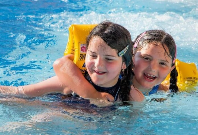 Save 55% on family fun package at Branson Missouri resort with water park fun zone