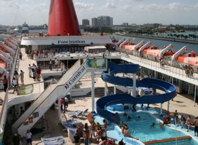 Carnival cruise sweepstakes win free travel voucher