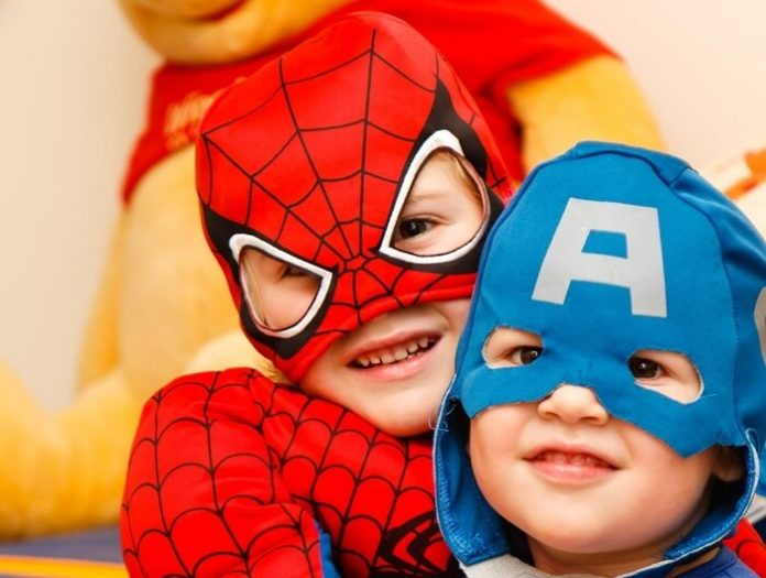 Disneyland Paris Marvel Package get theme park tickets hotel character dining meet & greet with super heroes