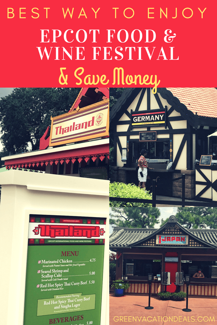 If you are thinking about attending EPCOT's International Food & Wine Festival at Walt Disney World Resort in Orlando, Florida, then check out our advice on the best place to stay during the festival & how to save hundreds of dollars on your vacation