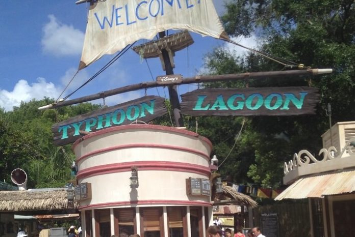 How to get free tickets to Blizzard Beach or Typhoon Lagoon at Disney World