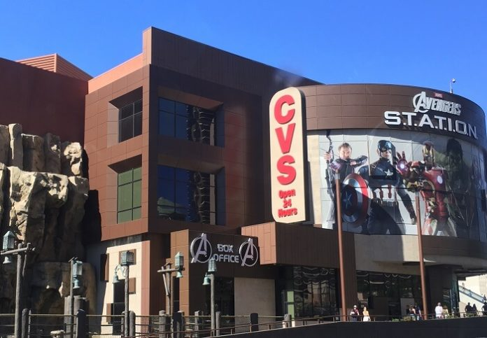 Discount admission to Marvel Avengers S.T.A.T.I.O.N Las Vegas