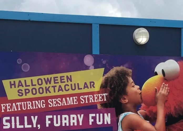 SeaWorld Orlando Halloween spooktacular great for families young children