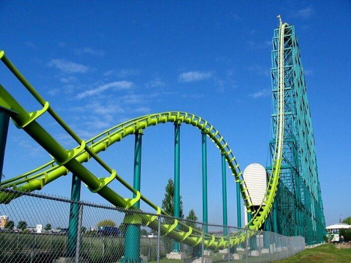 Flash sale save money on Valleyfair Shakopee Minnesota amusement park