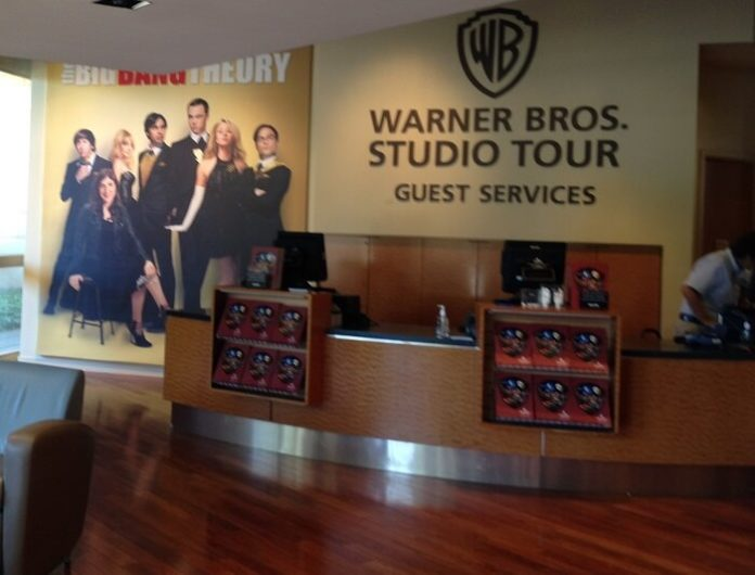 Win a free trip to Los Angeles & VIP tour of Warner Brothers Studios