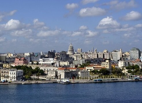Discounted cruises from Miami Florida to Havana