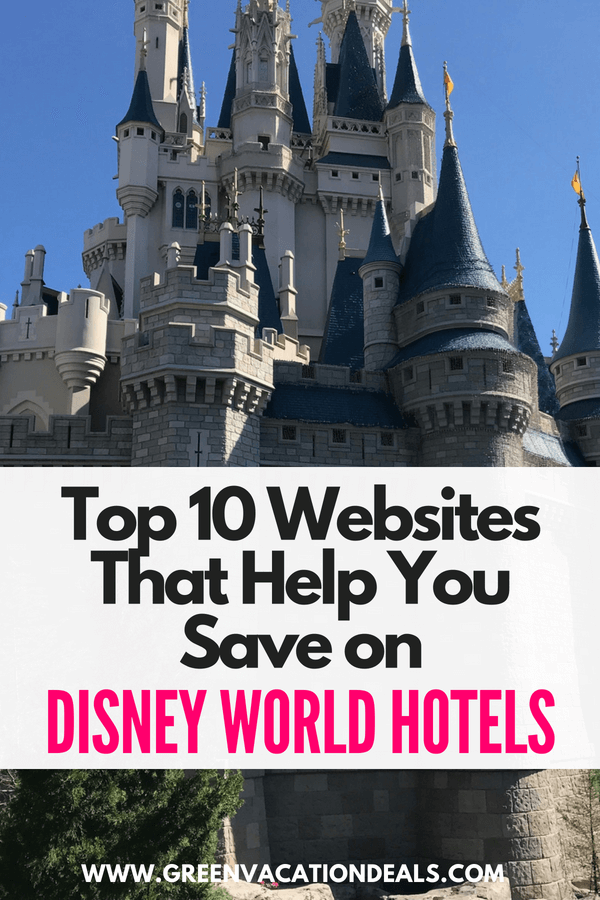 Are you planning a trip to Walt Disney World Resort in Orlando, Florida? Before you book your hotel, make sure you read these travel tips. Here are 10 websites that can help save you a ton of money on your family