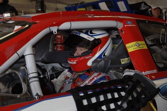 50% off NASCAR driving experience at Charlotte Motor Speedway in North Carolina