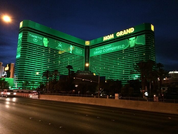 Win a free stay at MGM Grand in Las Vegas & airline voucher
