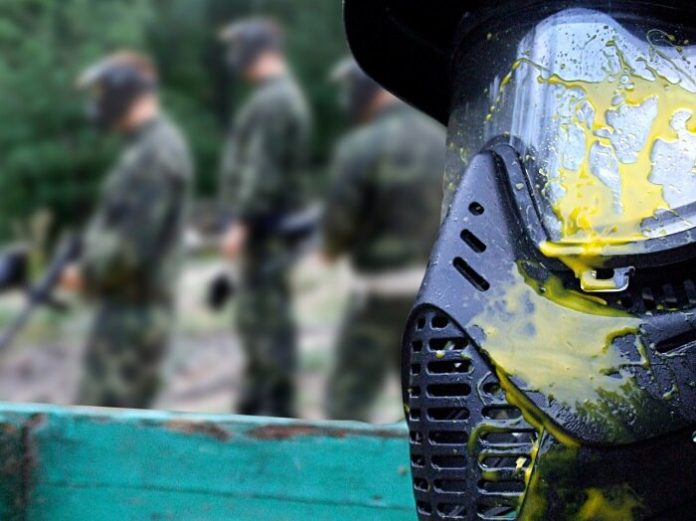 Discount price for paintball in Hampton Virginia area