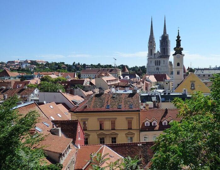 best hotels in zagreb croatia