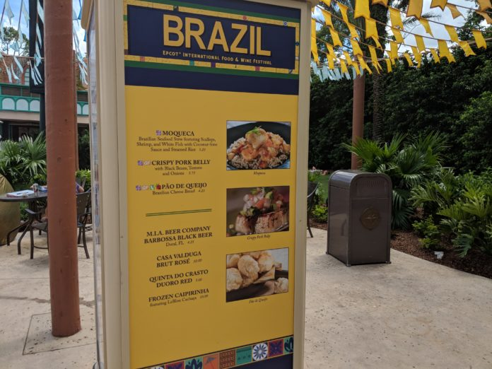 300 Reasons to Visit EPCOT Food and Wine Festival at Disney World in Florida