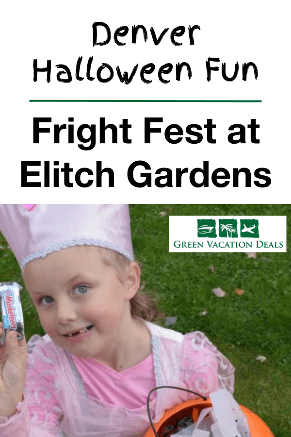 Denver Halloween Fun at Fright Fest at Elitch Gardens