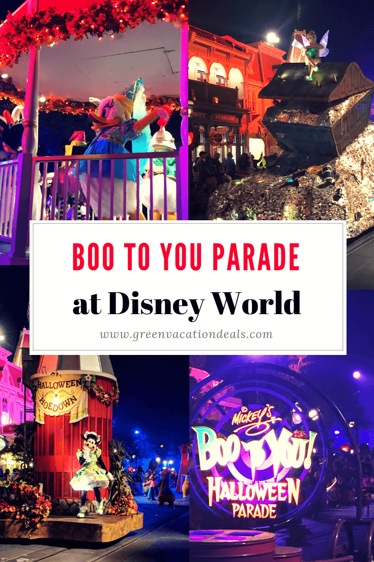 My favorite part of Mickey's Not So Scary Halloween Party is the Boo to You Halloween Parade. Watch our video to see some of your favorite Disney characters on Main Street & in Frontierland & decide if your family should attend the MNSSHP at Magic Kingdom at Disney World in Orlando, Florida!