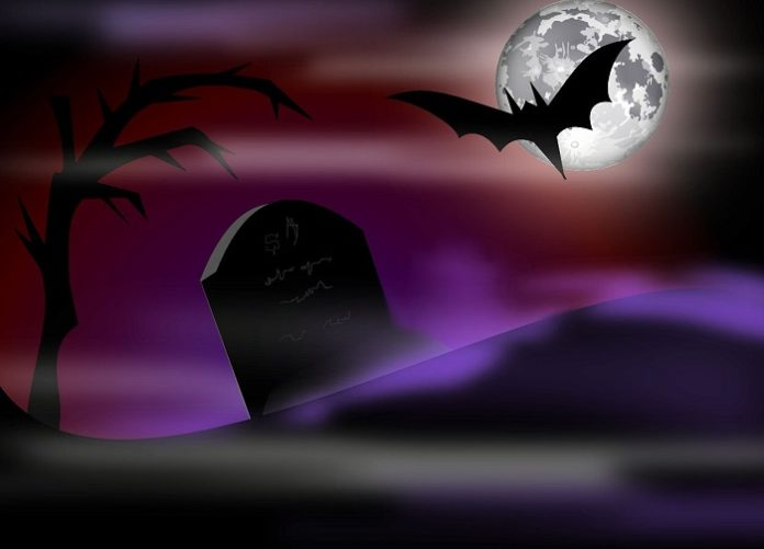 Halloween at Oak Hill Cemetery in Washington DC discount price
