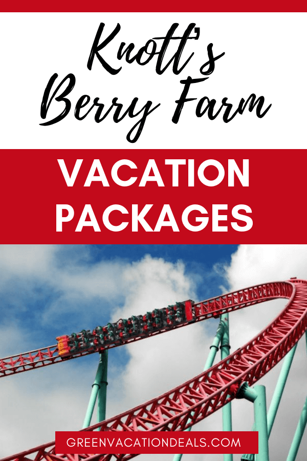 If you're visiting Southern California & visiting Knott's Berry Farm, Knott's Scary Farm, Knott's Spooky Farm or Knott's Merry Farm, then book a package through Reserve Los Angeles. By booking your hotel & theme park tickets together you save up to 29%