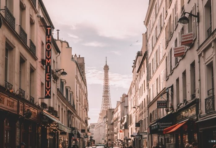 Win a free trip to Paris France travel sweepstakes