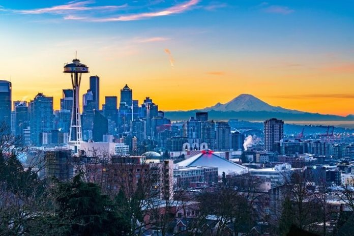 Win a free trip to Seattle Washington Uber gift card hotel flight included