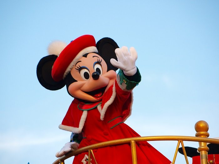 Christmas Minnie Mouse Disneyland.Tokyo Disney Christmas 5 Reasons You Must Go Green