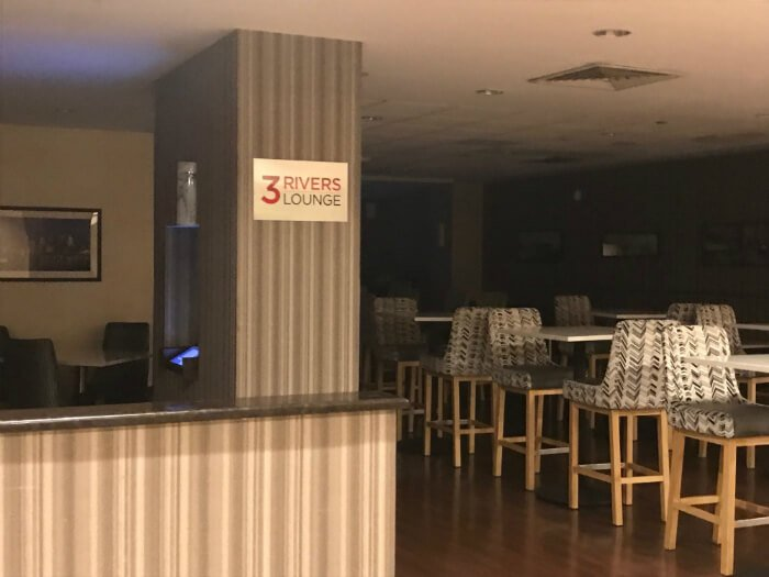 3 Rivers Lounge at Wyndham Grand Pittsburgh Downtown