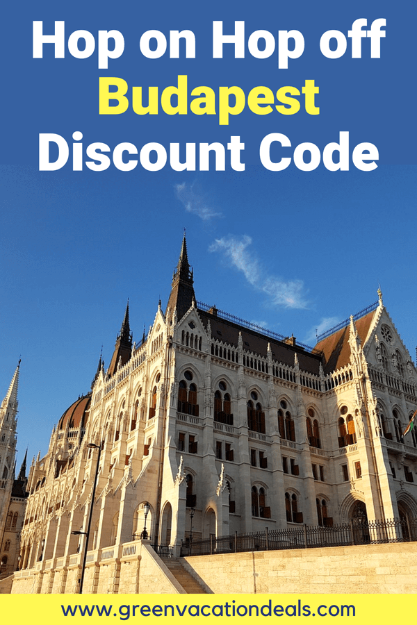 Hop On Hop Off Budapest Hungary Discount Code
