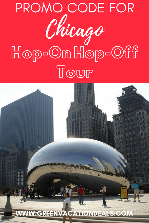 Promo Code for Chicago Hop On Hop Off Bus Tour