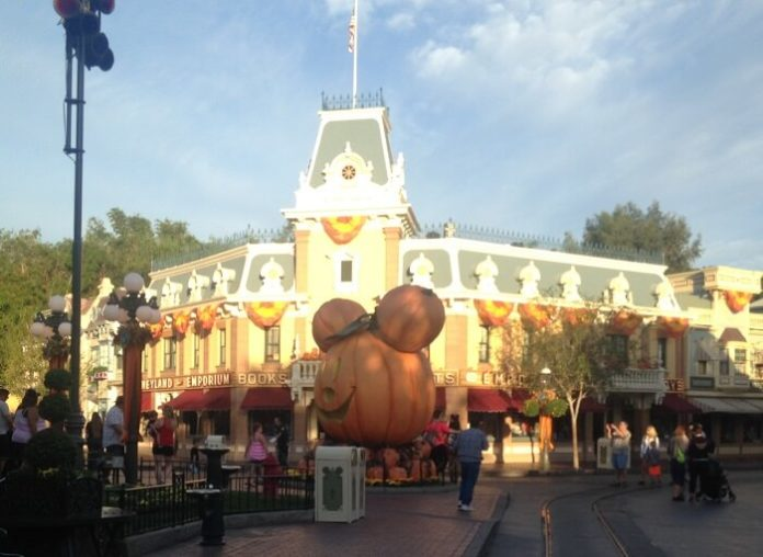shopDisney Haunted Halloween sweepstakes get free flight to Los angeles hotel stay park hopper tickets