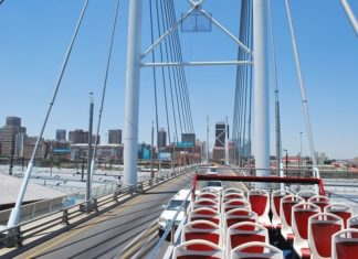 Promo code for bus & walking tours in Johannesburg South Africa