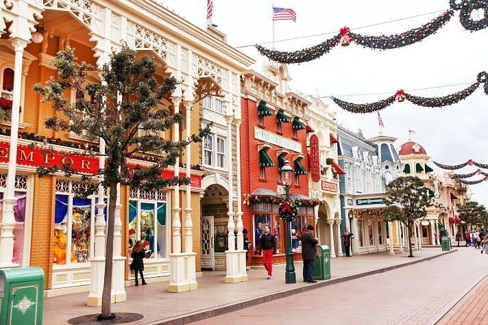 Christmas Disneyland Paris Packages From Dublin Green