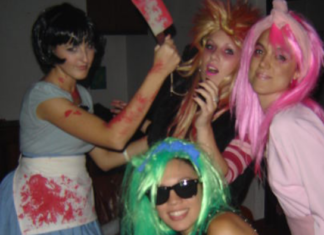 Discount price for Halloween Bar Crawl in Cleveland Ohio