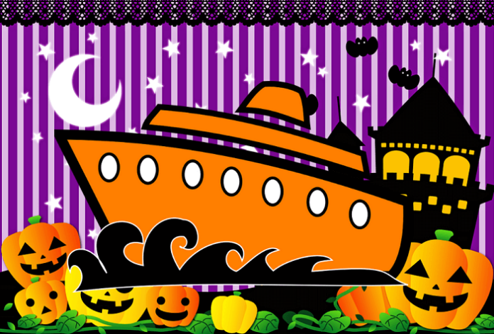 Discounted price for Halloween cruise in New York City
