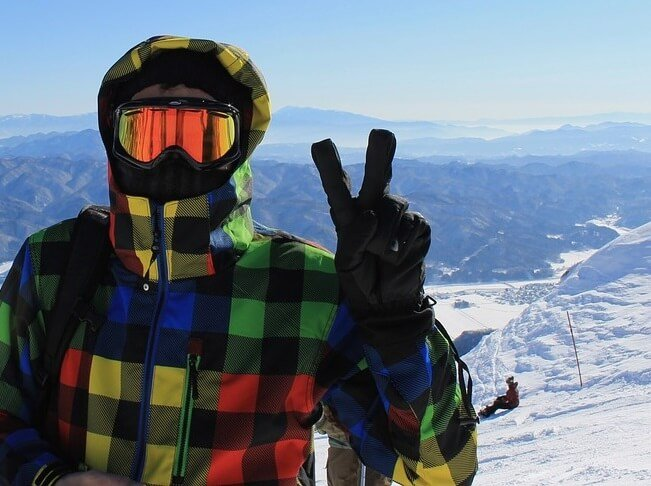 Win flight to Tokyo stay at ski lodge