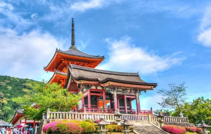 Enter Acanela - Trip To Japan Sweepstakes for a free vacation in Kyoto