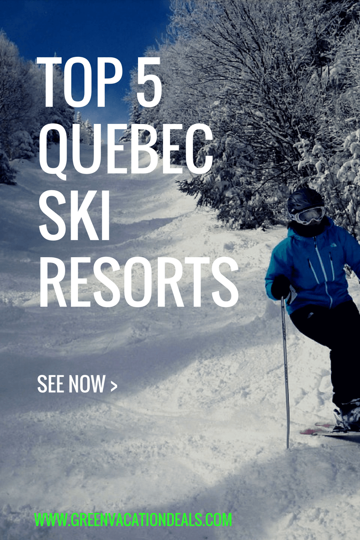 Thinking about taking a ski holiday in Quebec this year? Then consider staying at one of these hotels: Le Westin Resort & Spa, Cap Tremblant Mountain Resort, Mont Blanc Ski Hotel & Resort, Hotel Mont Gabriel & Lodge de la Montagne. They're the 5 best reviewed hotels on TripAdvisor & I can tell you how you can find the cheapest prices for these hotels to save you money on your skiing & snowboarding trip