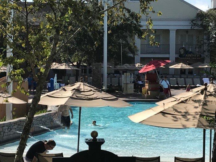 Disney's Saratoga Springs Resort is enjoyable for adults & kids