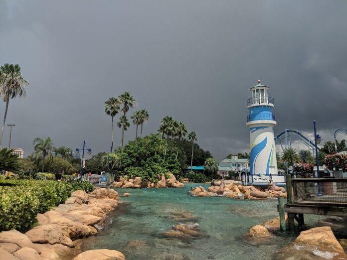 Ticket sale half off SeaWorld & Aquatica theme park tickets Florida