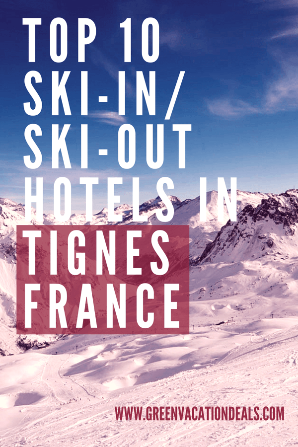 Planning a ski holiday in the French Alps? Tignes would be a great ski resort for you to visit. And you can make your ski holiday even better by picking a hotel with ski-in, ski-out access. You'll be close enough to the slopes that you can enjoy even more skiing & snowboarding. Check out these 10 resort ranked by customers as the best 10 ski hotels in Tignes (Le Paquis, Levanna, Les Suites du Montana, Le Curling, La Gentiana, Vanoise, le Refuge, Les Campanules, Le Taos, etc.)