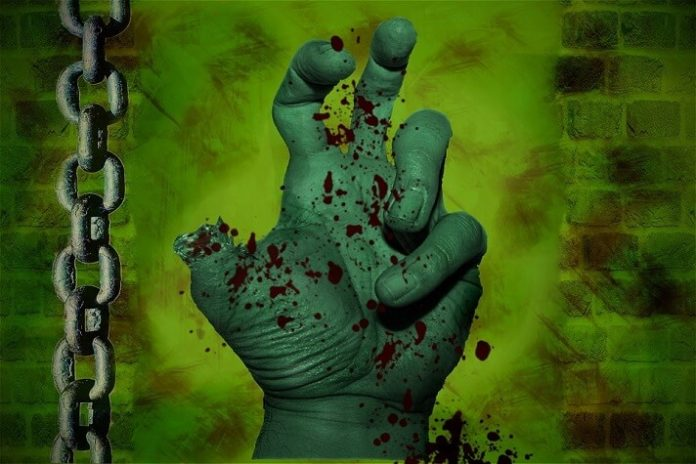 Escape zombie apocalypse in teams in Lincoln NE with groupon deal