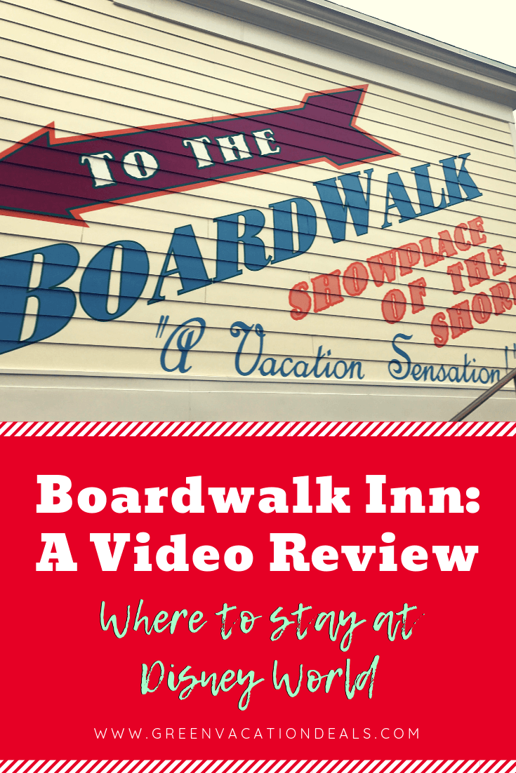 If you are thinking about staying at Boardwalk Inn or Boardwalk Villas during your next trip to Walt Disney World Resort in Orlando, Florida then watch this video of a countdown of the top 7 reasons for your family to stay at Disney's Boardwalk Inn. See why we highly recommend this family friendly hotel. You can also find out where to get the best prices for both Boardwalk Inn & the DVC villas. Disney travel advice you need to read before planning a WDW vacation