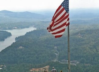 Where to stay when visiting Chimney Rock Lake Lure North Carolina area
