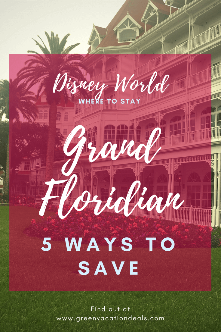 Disney's Grand Floridian Resort is arguably one of the best hotels to stay in at Walt Disney World Resort in Orlando, Florida...but it's almost the most expensive. Here's how you can stay here without having to pay full price. Learn how to earn free Disney gift cards, what websites to use to find low prices & how to get $100 coupon codes. Disney World vacation advice you must read before planning your family vacation. Travel hacks to use when travelling with kids