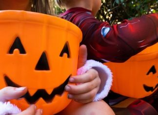 Discount price for Halloween event at Gilroy Gardens in Northern California