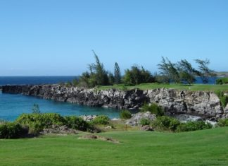 Win golf tournament tickets airfare hotel stay at Four Seasons in Maui Hawaii