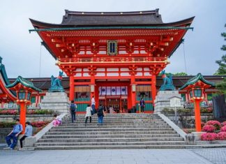Kyoto Japan hotel deals save under $100/night rates