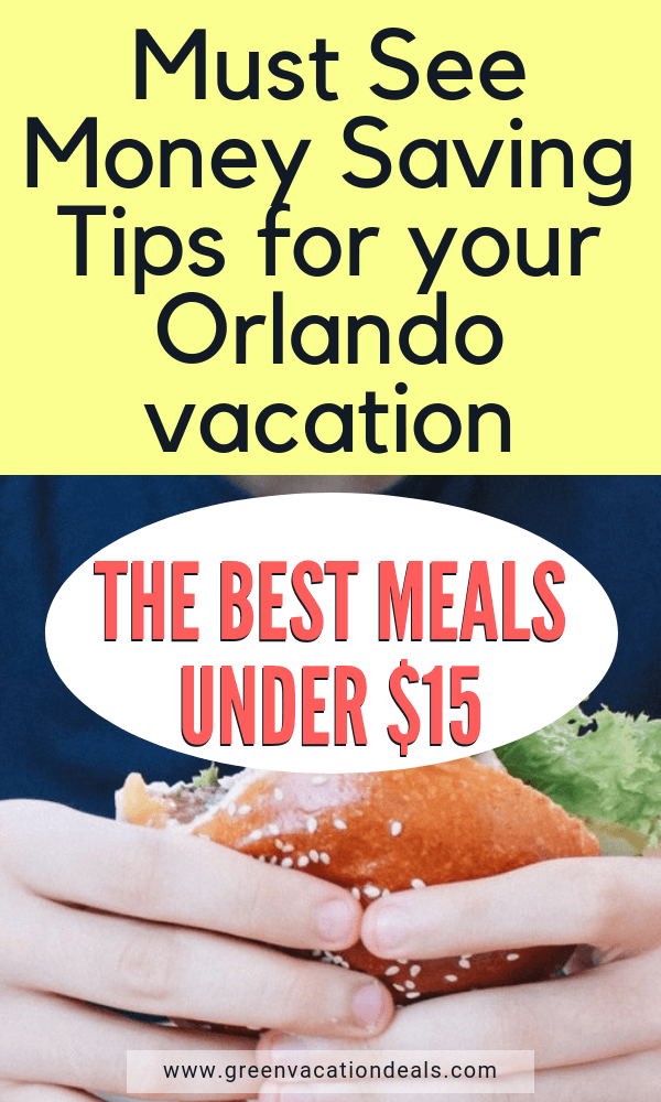 How you can save money on your Orlando vacation by choosing one of these cheap meals under $15 in Orlando Florida. Save on Cuban sandwiches, tacos, pizza, burgers, ramen, falafel, gyro, etc at restaurants like Banh Mi Nha Trang, Gringos, Little Greek Fresh Grill, etc. Must see travel tips