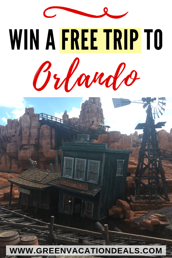 Enter Visit Orlando – Win An Orlando Family Vacation Sweepstakes and a trip to Orlando, Florida could be yours. The Grand Prize is round trip airfare for 4 to Orlando, 4 night stay at JW Marriott Orlando, 8 single day theme park tickets to Walt Disney World Resort, Universal Orlando Resort OR SeaWorld Orlando and full size rental vehicle of 5 days by Enterprise. Great way to get a cheap family trip. The approximate retail value of this prize is $3,700