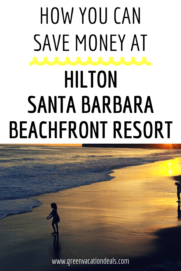 Save money at Hilton Santa Barbara Beachfront Resort in California with vacation packages (Winery tour, horseback riding, tennis, etc.), hotel has spa, beautiful views, golf, shuffleboard, tennis, basketball, bike & beach equipment, heated outdoor pool
