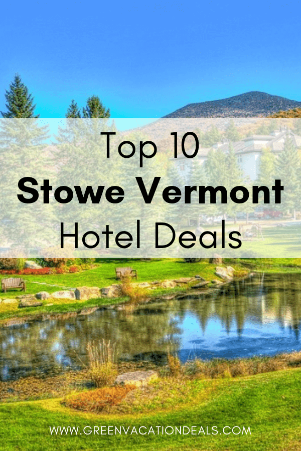 Stowe, Vermont is a great place to visit in autumn for fall foliage & winter for skiing & snowboarding. Book a Stowe vacation now & save up to 21% on top hotels