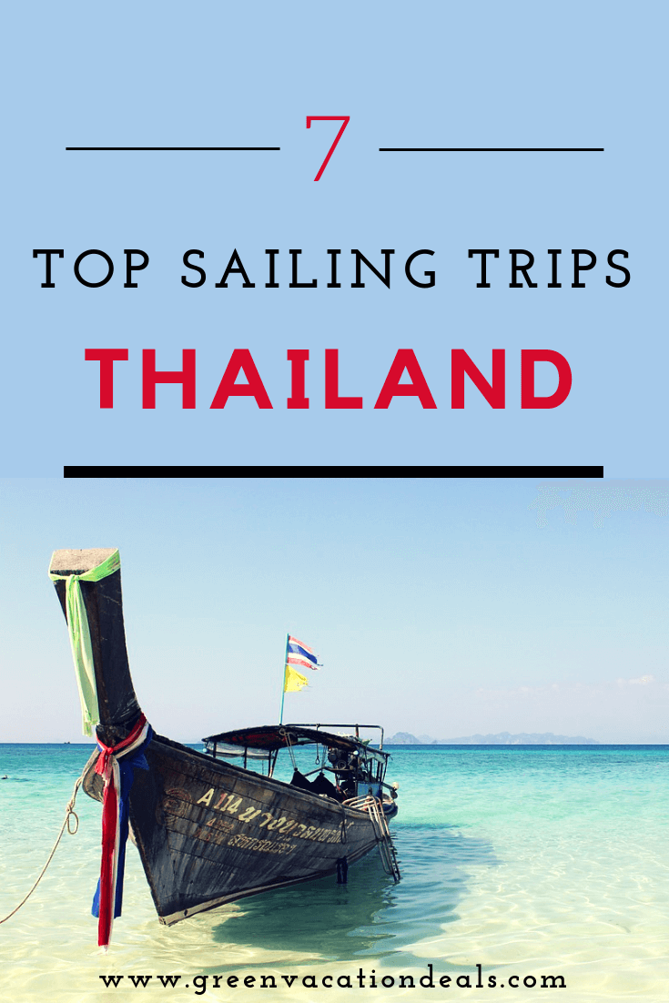 Experience the sea in an amazing way by booking one of these 7 sailing trips in Asia, all departing from Thailand: 9 Day Mergui Archipelago Sailing Experience departing from Khao Lak; 7 Night Sail Through The Surreal Landscapes of Thailand from Phuket; 7 Day Phuket Sailing Adventure; 5-Night Catamaran Sailing Trip in Southern Thailand; 4 Day Sail Phuket to Ko Phi Phi, Thailand; 4 Day Sail Ko Phi Phi to Phuket, Thailand; 1 Day Catamaran Amadeus Sailing Cruise from Chalong